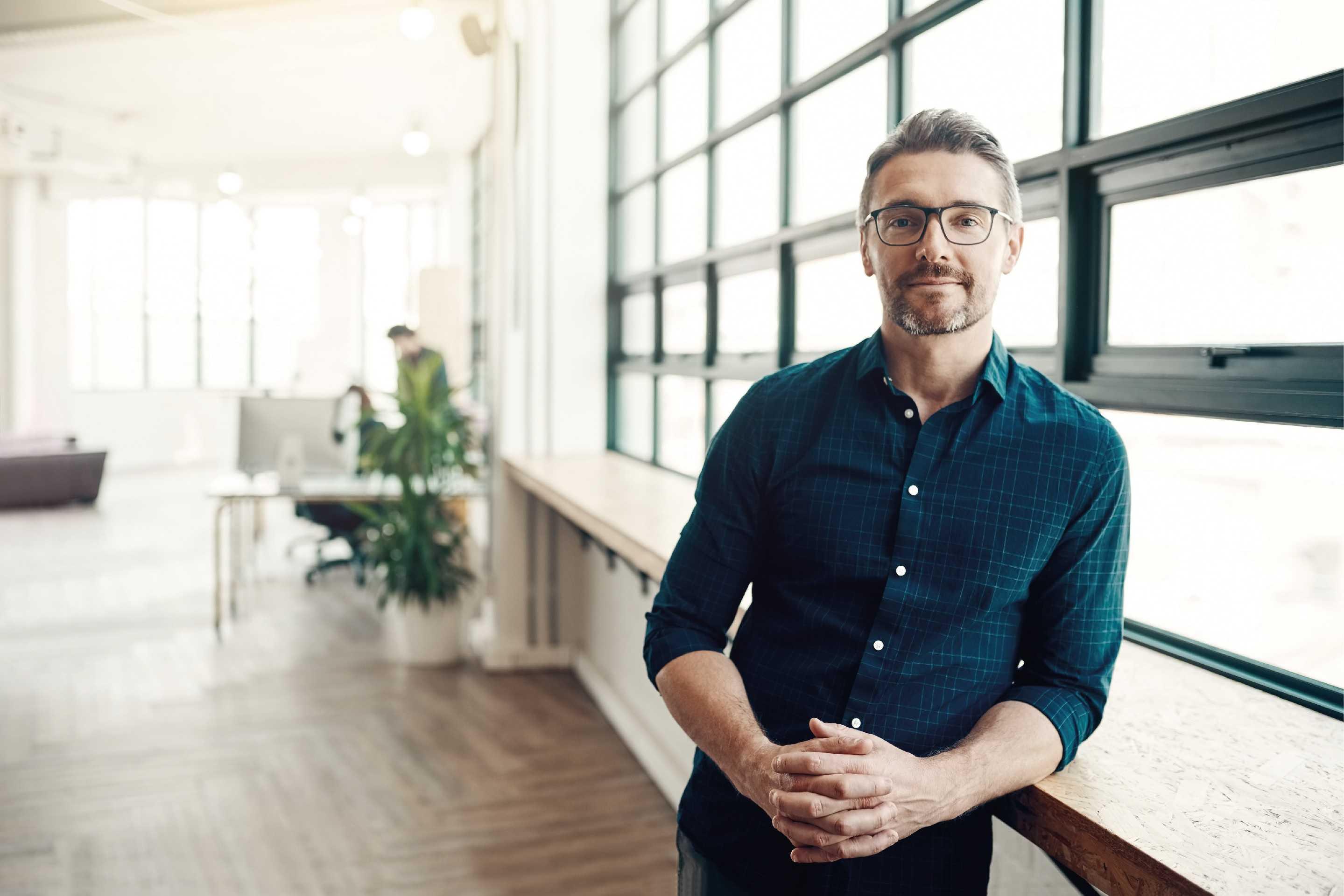Bild eines Unternehmers